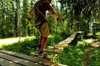 Seilpark Arosa - ©Hochseilgarten Arosa