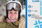 Ski Tester: Claire Abbe Brown - Claire Abbe Brown. Job