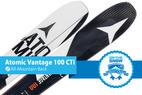 Atomic Vantage 100 CTi: Editors' Choice, Men's All-Mountain Back