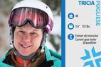 Ski Tester: Tricia Pugliese - Tricia Pugliese. Job in