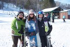 Wild Mountain MN girls - Trio of young women