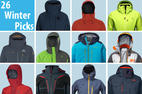 2015/2016 Men's Ski Jackets Buyers' Guide