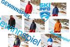 Verlosung: Gewinnt eine von acht Skijacken! - ©Skiinfo
