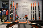 ISPO Messe München: Ski & Skischuhe - ©Skiifno