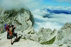 Neue Wanderführer: Zu Fuß über die Alpen – zwei neue Traumrouten - ©Christof Herrmann