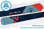 Rossignol Experience 88 HD: 16/17 Editors' Choice Men's All-Mountain Front Ski - ©Rossignol