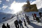 Vialattea: da sabato si scia a Sestriere e Sauze