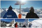 Otwarcie sezonu w Alpach francuskich: mamy dla Was zdjęcia z ośrodków