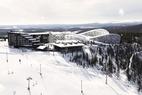 På ski på taket? Hvor kult er ikke det