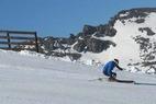 Sierra Nevada ouverte pour l'équipe espagnole de ski alpin