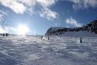 Schneebericht: Sommerliche Temperaturen nach Wintereinbruch - ©Cristian Bortes