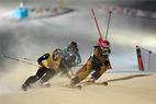 Skicross Weltcup: Schneekontrolle in St. Johann positiv - ©OK Skicross
