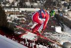 Didier Defago gewinnt ski2b Sportlerwahl - ©Kurt Arrigo/Rolex
