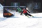 Starke Schweizer bei der Coop Skicross Tour - ©Patric Mani