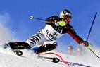 Giorgio Rocca feiert dritten Saisonsieg - Benjamin Raich holt Slalom-Weltcup - ©Völkl
