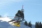 Atemberaubende Contests und Skicross-Europacup - ©Christoph Perreten