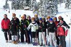 Olympische Disziplin Ski Cross im Aufwind - ©Hans Gerzer