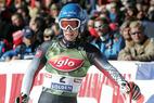 Giorgio Rocca gewinnt überlegen den Slalom in Chamonix - ©Gerhard Möhsner