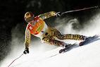 Erik Guay Schnellster im Training von Val d`Isere - ©Atomic