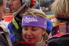 Sonja Nef holt sich den Sieg in Bormio - ©XNX GmbH