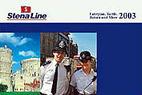 GROSSBRITANNIEN & IRLAND - Fahrplan, Tarife, Reisen & Meer 2003 - ©katalog-aktuell.de