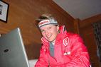 Interview mit Hilde Gerg in Cortina 2002 - ©XNX GmbH