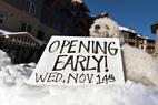 Several More Lake Tahoe Resorts to Open as Early as Wednesday, Nov. 14 