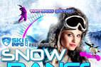 """Ski en musique avec la compil """"Snow Dance 003: The Bass Edition"""" - ©Skiinfo"""