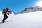 Richtig Skitourengehen: Aufstiegs – und Abfahrtstechnik auf Skitour - ©J. Mallaun