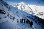 Courmayeur Mont-Blanc. Segunda etapa del Freeride World Tour 2013 - ©FWT/J. Bernard