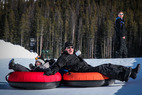 Lake Louise Opens New Tubing Park