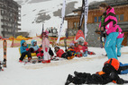Winter Family Jam  Tignes