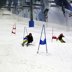 Parallelslalom-Training DSV Skicross Nationalmannschaft - ©allrounder mountain resort gmbh & co. kg