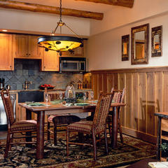 Whiteface Lodge, full kitchen