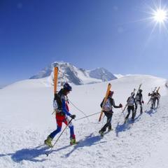 Skitourengeher - ©Turismo Valle d'Aosta