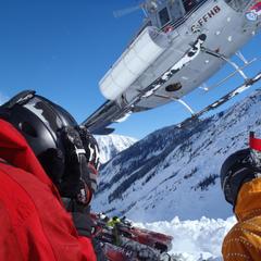 """Heli 2 Skisafari"" in den Rocky Mountains - ©Club Reisen Stumböck"