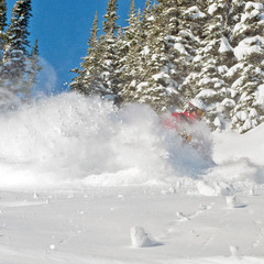Sunshine Village 3.6.12