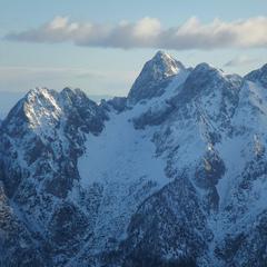 Kranjska Gora in de Julische Alpen - ©Christian Pellegrin (chripell op Flickr)