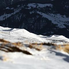 Snowpark Curnius in Laax - ©Stefan Drexl