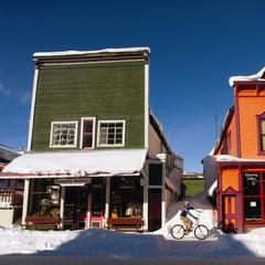 Downtown Crested Butte, Colo.