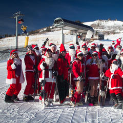 Natale in Montagna - ©Courtesy of Canyons Resort/Justin Olsen