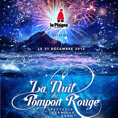 Red Pompon Night: New Year's Eve in Tignes