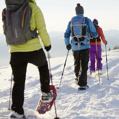 I 10 Sentieri escursionistici invernali più belli della Valle Isarco - ©Consorzio turistico Valle Isarco
