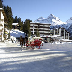 Robinson-Club in Arosa - ©Robinson