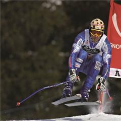 Chad Fleischer in Downhill. - ©Photo courtesy Zoom Agency France.