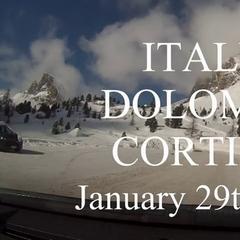 Dolomiti - Cortina