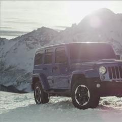 Jeep Wrangler Polar - Master of Winter - ©Jeep