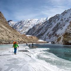 Transhimalaya-Expedition - ©Martin Bissig / Vaude