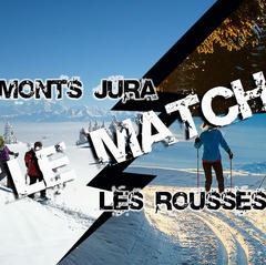 Jura : Les Rousses vs Monts Jura