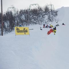 Rune Lundsør arrangerer camp for voksne - på Geilo - ©Eirik Aspaas